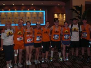 Team MM: Chicago Marathon 2011