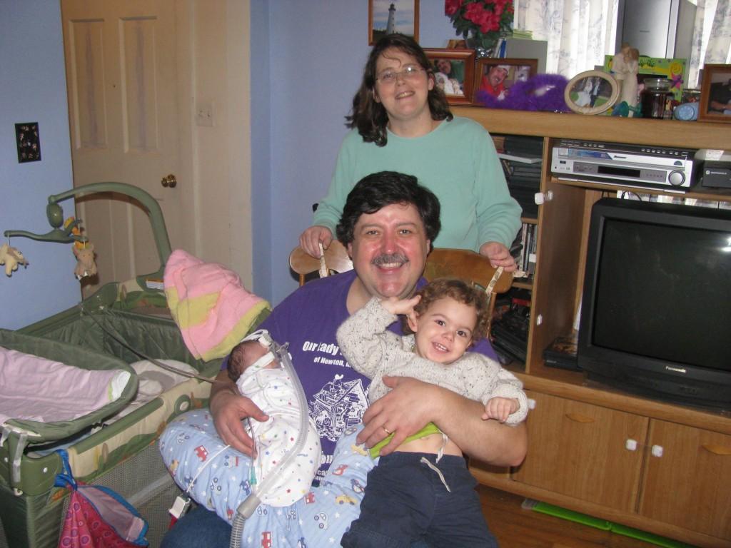 Madeline & Family