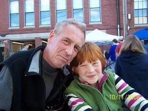 Matt with his beautiful daughter, Emma!